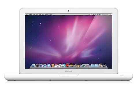 3 STEP IT - GRADE A Refurbished Apple A1342 Macbook Unibody Core 2 Duo 250GB HDD Laptop With Free Delivery - Save 0%