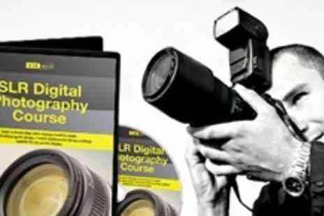 TIS Media - One Copies of Complete SLR Digital Photography Course DVD - Save 52%
