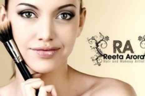 RA Academy - Four Hour Make Up and Facial Class For Two - Save 91%