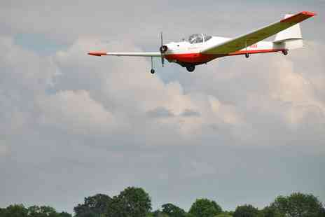 Bicester Gliding Centre - Motorglider Flying Tour - Save 79%