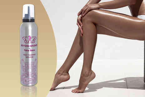 The Beauty Store - Fake Bake Beyond Bronze Tanning Mouse 210ml - Save 59%