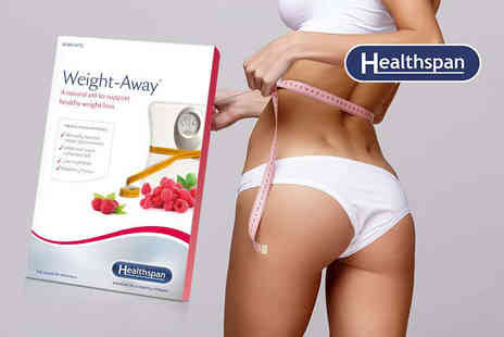 Healthspan - 30 sachets of Weight Away feel fab Plus Delivery Is Included - Save 67%