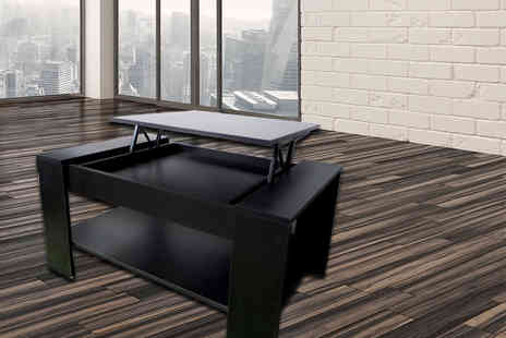 UHS - A lift top coffee table - Save 75%