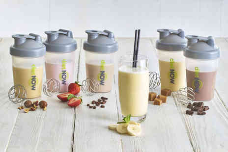 Diet Now - Two week shake pack including a shaker and recipe book - Save 60%