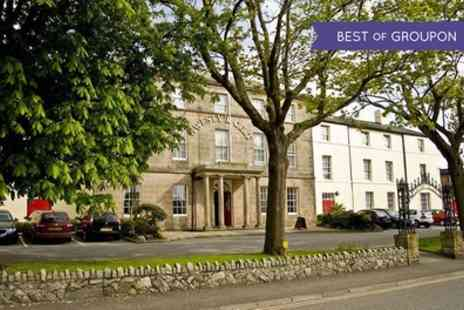 Celtic Royal Hotel - Two Nights Stay for Two with Meals, Leisure and Spa Access and Late Check Out - Save 0%