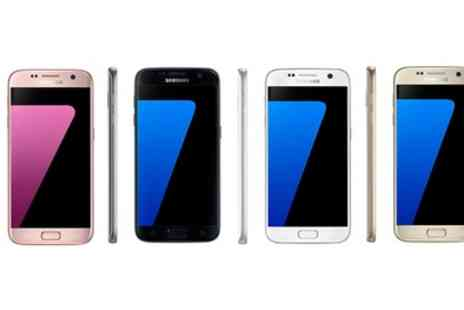 Affordable Mobiles - Samsung Galaxy S7 on 24 Month EE Network Contract With Free Delivery - Save 90%