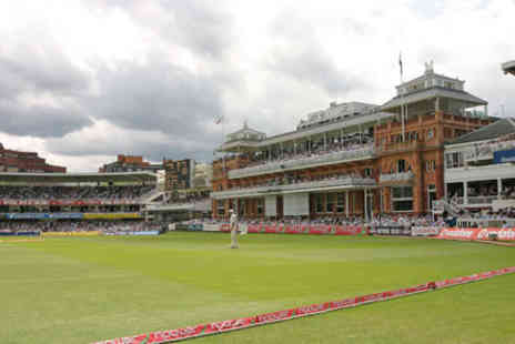 Lord's Cricket Ground - Family Tour - Save 0%
