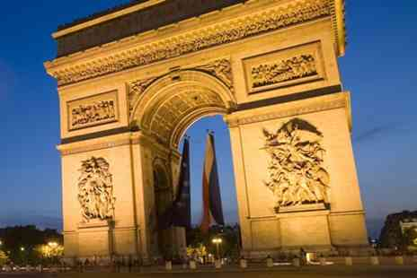 Eurostar - Day Trip to Paris by Eurostar with Premium Lunch for Two - Save 0%