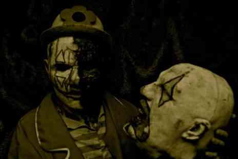 The London Tombs - Zombie for a Day for Two - Save 10%
