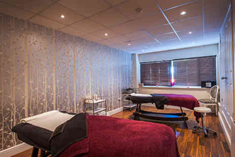 Hilton Hotels - The Schmoo Spa at Hilton Hotels Pamper Day with Tea for Two - Save 31%