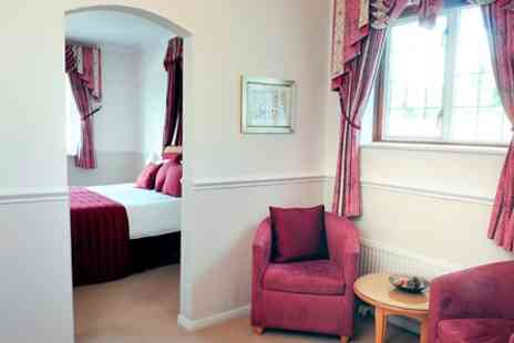Little Silver Country Hotel - Two Night Garden of England Escape with Champagne for Two - Save 0%