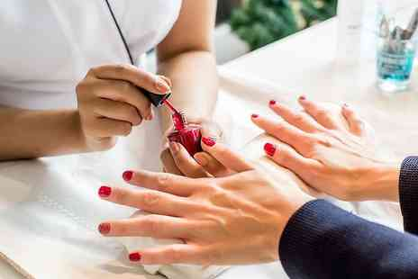 High Definition Beauty Boutique - Choice of one gel nail treatment - Save 0%