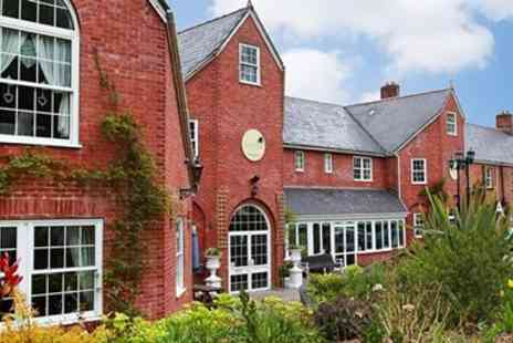 The Fox and Hounds Country Hotel - Two Night Devon Coaching Inn Stay - Save 0%