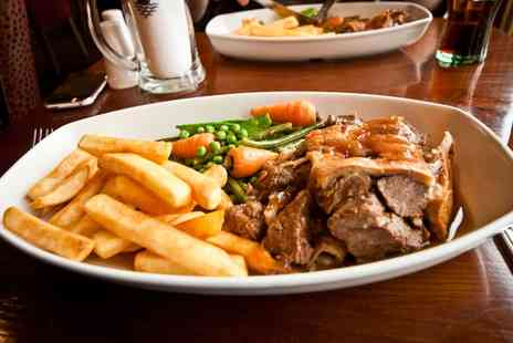 The Imperial Public House - Two Course Sunday Lunch with Drink for Two or Four - Save 0%