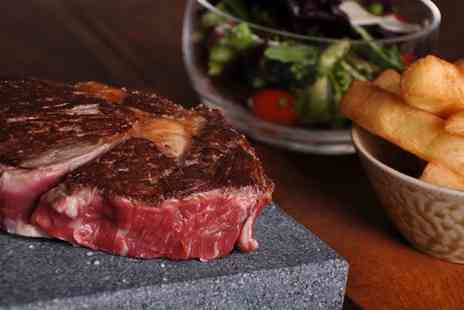 La Barbacoa - Steak Meal with Prosecco for Two or Four - Save 30%