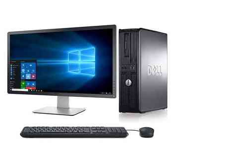 CRS - Grade A refurbished Dell Optiplex 755 Core 2 Duo with 160gb HDD - Save 82%