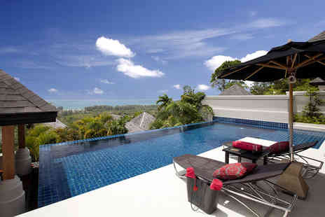The Pavilions - Five Star 14 nights Stay in a Ocean View Pool Villa - Save 70%