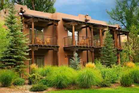 El Monte Sagrado Living Resort - New Mexico, Taos 4 Diamond Resort Stay into December - Save 0%