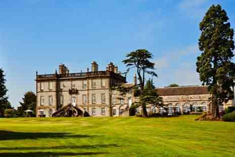 Dalmahoy Hotel - Elegant 2 Night Stay near Edinburgh - Save 0%