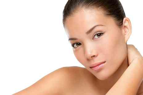 Bee Beautiful - Crystal Clear Facial with Optional Back, Neck and Shoulder Massage - Save 0%