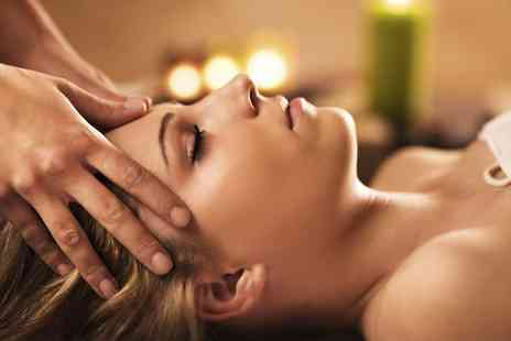 Ultim8 Beauty - Luxury One Hour Facial with Neck or Scalp Massage Plus Optional Indian Head Massage - Save 0%