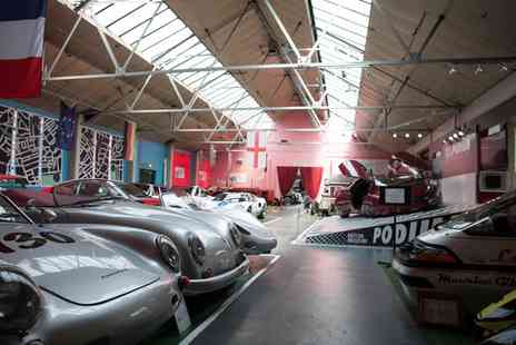 London Motor Museum - Child, adult or family ticket to the London Motor Museum - Save 53%