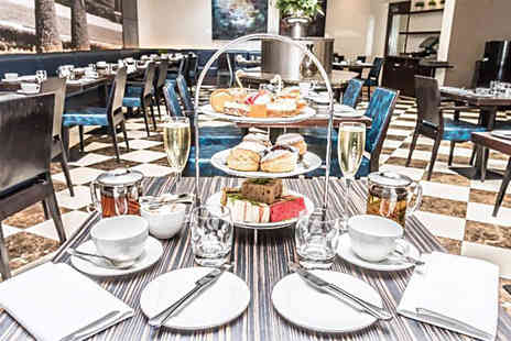 The Montcalm - Afternoon tea for two people with a glass of Prosecco each - Save 60%