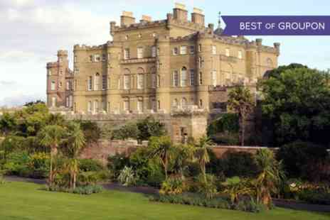 Culzean Castle - One or Two Nights Stay for Two with Cream Tea, Prosecco  Option for 3 Course Dinner - Save 0%