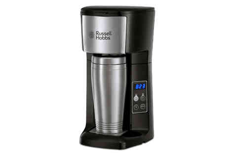 Deal Champion - Russell Hobbs Brew & Go Coffee Machine - Save 23%