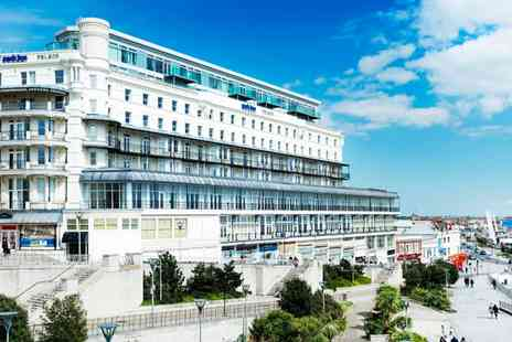 Octagon Pier - Southend Seafront Afternoon Tea & Bubbly for 2 - Save 26%