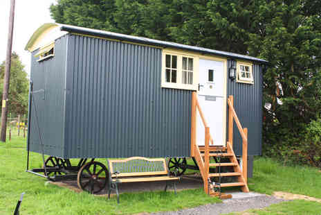 Drusillas Inn - Two night luxury shepherds hut stay for two - Save 0%