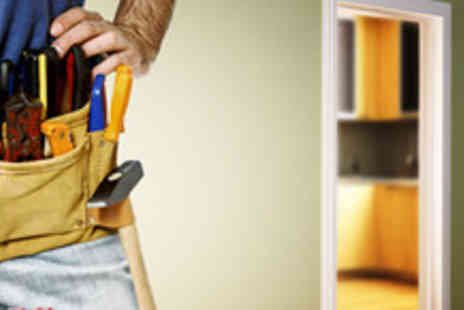 HMS Property - One hour of handyman services in your home for 2 hours or £39 for 3 hours - Save 82%