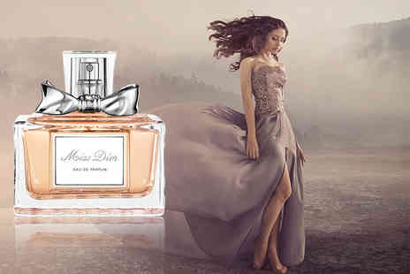 Deals Direct - 30ml or 50ml Miss Dior eau de parfum - Save 18%