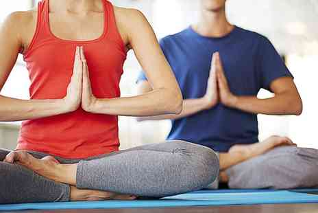 Seren Hot Yoga - Five Yoga Sessions - Save 54%