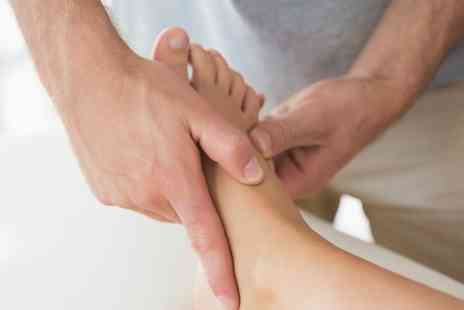 Oakwell Health - 60 Minute Reflexology Session with Consultation - Save 0%