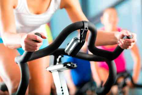 Fuse Consultancy - Eight Spin Fitness Classes for One or Two - Save 0%