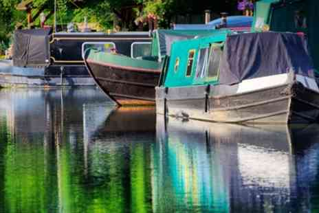 Claymoore Canal Holidays - Three or Four Nights Stay on Canal Boat for 2 and 4 People - Save 56%