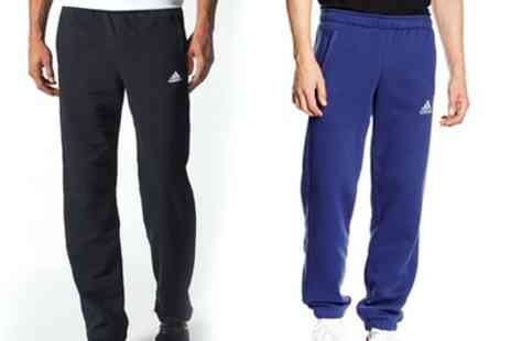 Salvador Company - Adidas Core 15 Sweatpants in Black or Navy - Save 21%