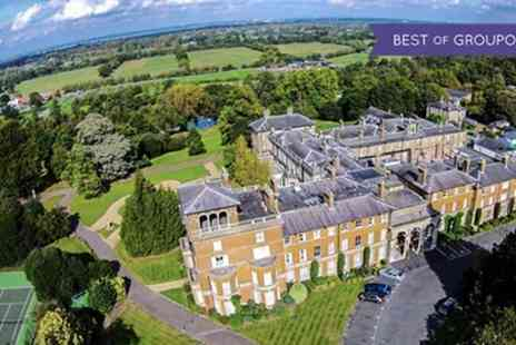 Oatlands Park Hotel - One or Two Nights Stay for Two with Breakfast, Dinner and Spa Access with Optional Cocktail - Save 48%