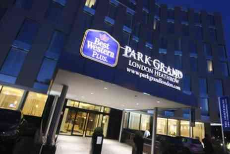 Park Grand Heathrow - One or Two Nights Stay for 2 with Breakfast - Save 0%