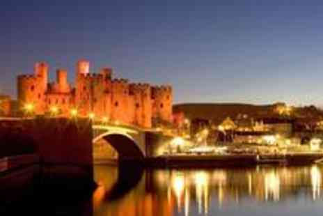 The Lodge Hotel - Two night mid-week Conwy break - Save 63%