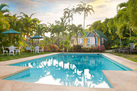 The Hermitage Plantation Inn Nevis - Four Star 14 nights Stay in a Luxury Gingerbread Cottage - Save 66%
