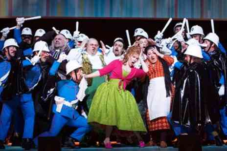 Royal Opera House - The Barber of Seville in London - Save 0%