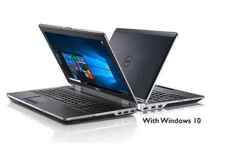 CRS - Grade B refurbished Dell latitude E6230 core I3 laptop - Save 67%