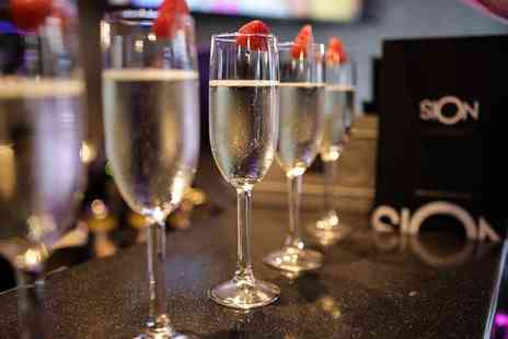 Claudias Kitchen - The Retro Champagne and Canopies Event on 26 November - Save 58%