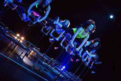 Boogie Bounce Xtreme - Three or Six Boogie Bounce Xtreme Classes - Save 46%