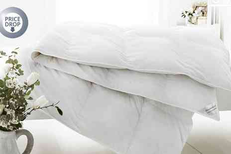 Groupon Goods Global GmbH - Goose Feather and Down Duvets - Save 0%