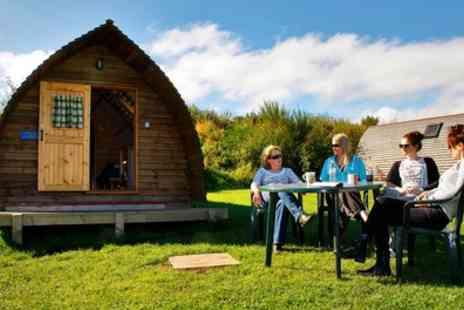 Pot a Doodle Do - Two or Three Night Wigwam Stay for Two - Save 53%
