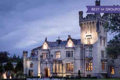Solis Lough Eske Castle - Five Star Stay For Two With Dining Credit, Breakfast, Leisure Access - Save 0%