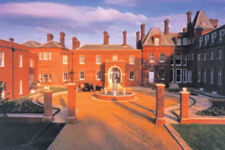 Tring Health Resort - Champneys Pamper Spa Day - Save 20%
